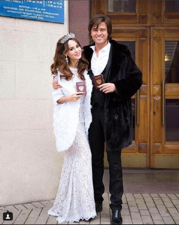 Прохор шаляпин фото свадьбы