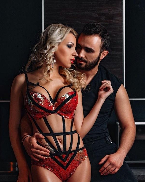 Голая Екатерина Король эротические фото