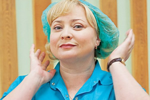Новый имидж Светланы Пермяковой кардинально изменил её внешность