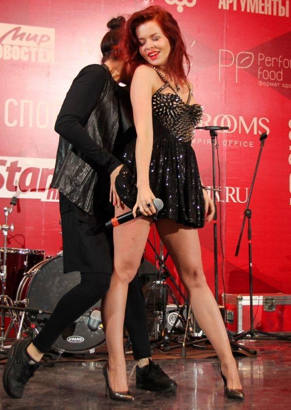 Сексуальная певица россии