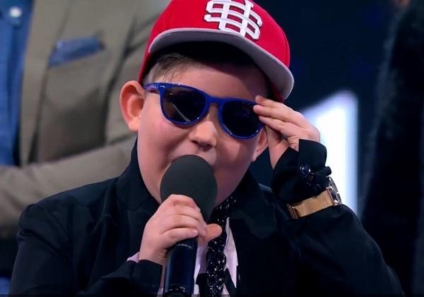 Юный рэпер Витек Трубачев испортил выступление Басты в родном Ростове