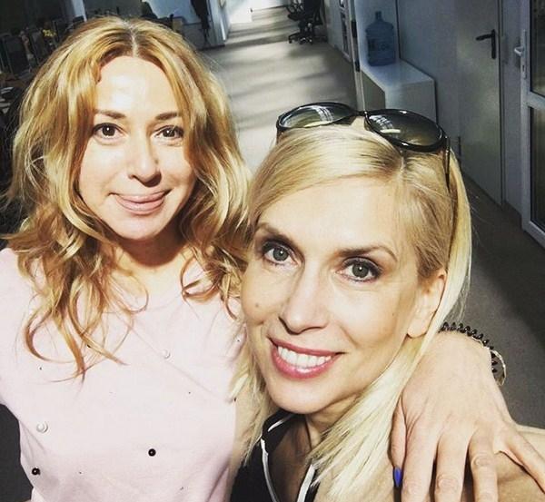 51-летняя Алена Апина удивила снимком без косметики