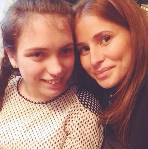 Светлана бондарчук и ее дочь варя
