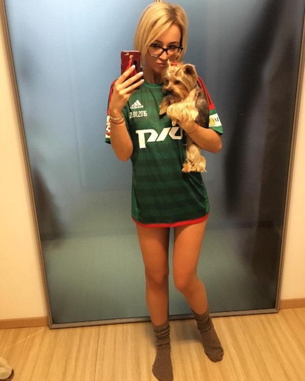 Ольга Бузова ждет извинений от Спартака за обидные кричалки в свой адрес