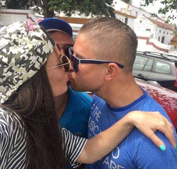 Таня Терешина улетела в романтическое путешествие с Митей Фоминым