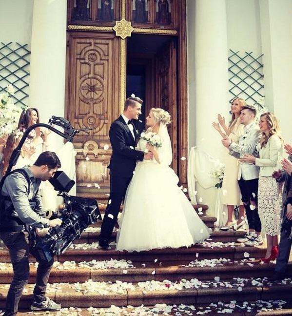 Алексей Воробьев женился, не дожидаясь окончания шоу «Холостяк»