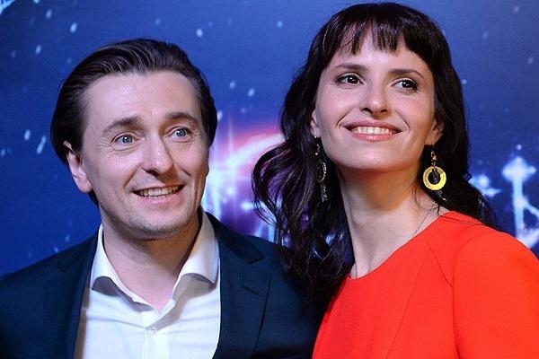 Сергей Безруков иАнна Матисон ожидают ребенка