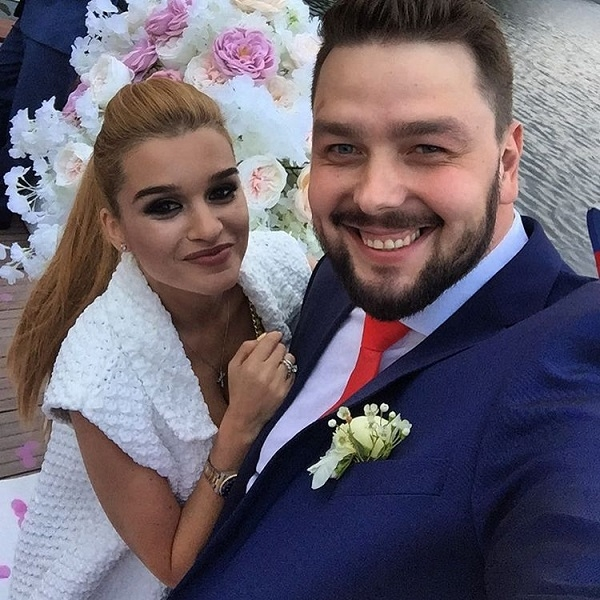 Ксения Бородина разводится с мужем