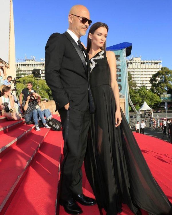 Паулина Андреева и Фёдор Бондарчук впервые появились на публике вместе