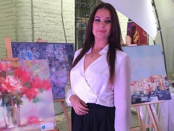 Оксана Федорова показала прекрасную фигуру