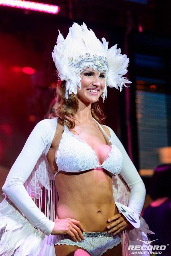 Юлия Волкова стала самой сексуальной звездой Miss Sensation 2016
