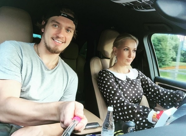 Лера Кудрявцева воссоединилась с мужем