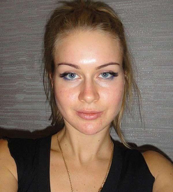 Марина африкантова макияж