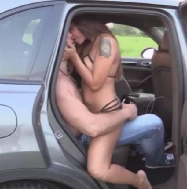 Частное видео секса вавто