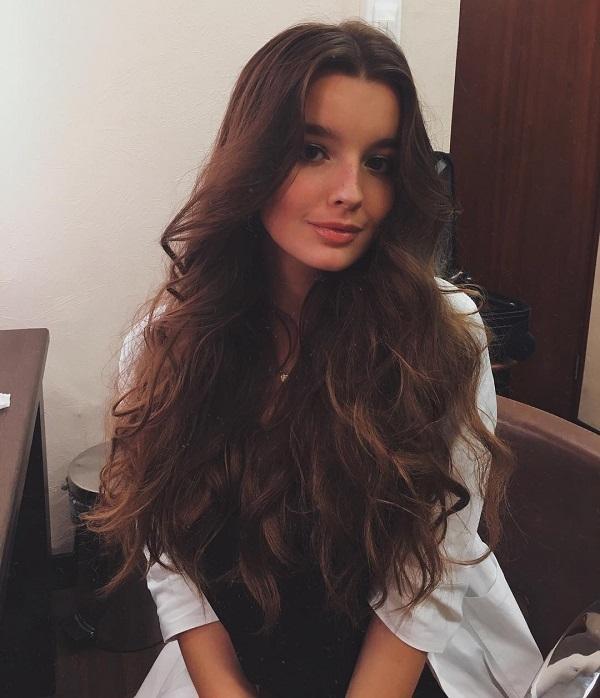 Дочь Екатерины Стриженовой является обладательницей потрясающей фигуры, которую она продемонстрировала в своем Инстаграм