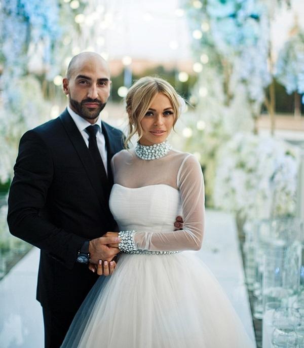 Анна хилькевич фото с свадьбы