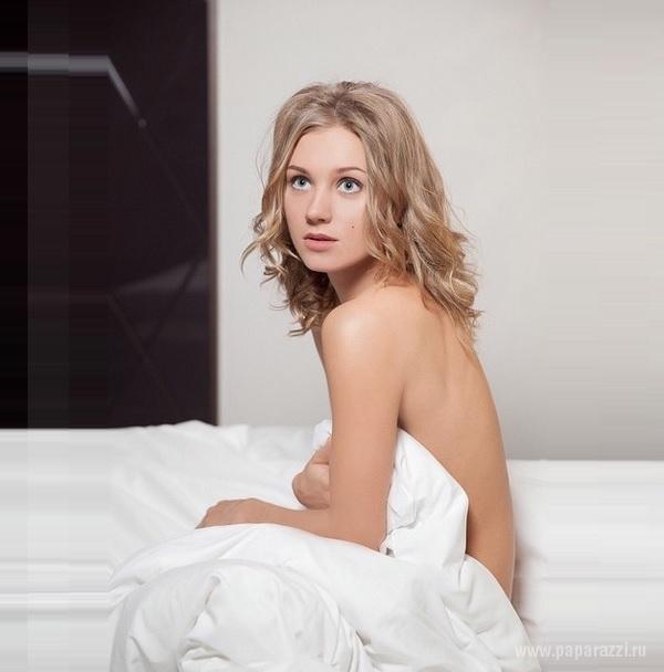Кристина Асмус обнажилась для новой фотосессии