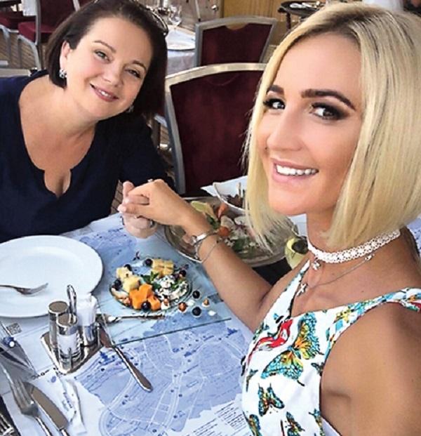 Ольга Бузова сделала подарок матери за16 млн. руб.
