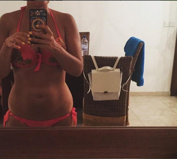 Елена Ваенга опубликовала свое фото в купальнике