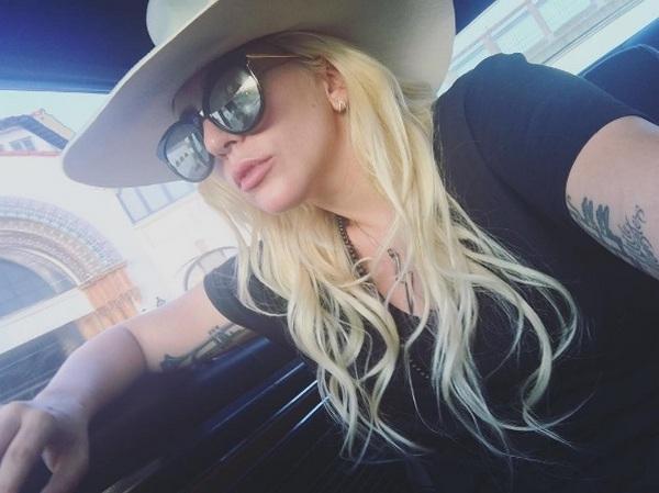 Леди Гага презентовала новый сингл