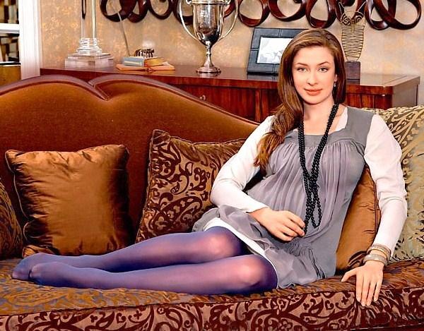 Мария Ситтель стала мамой в пятый раз