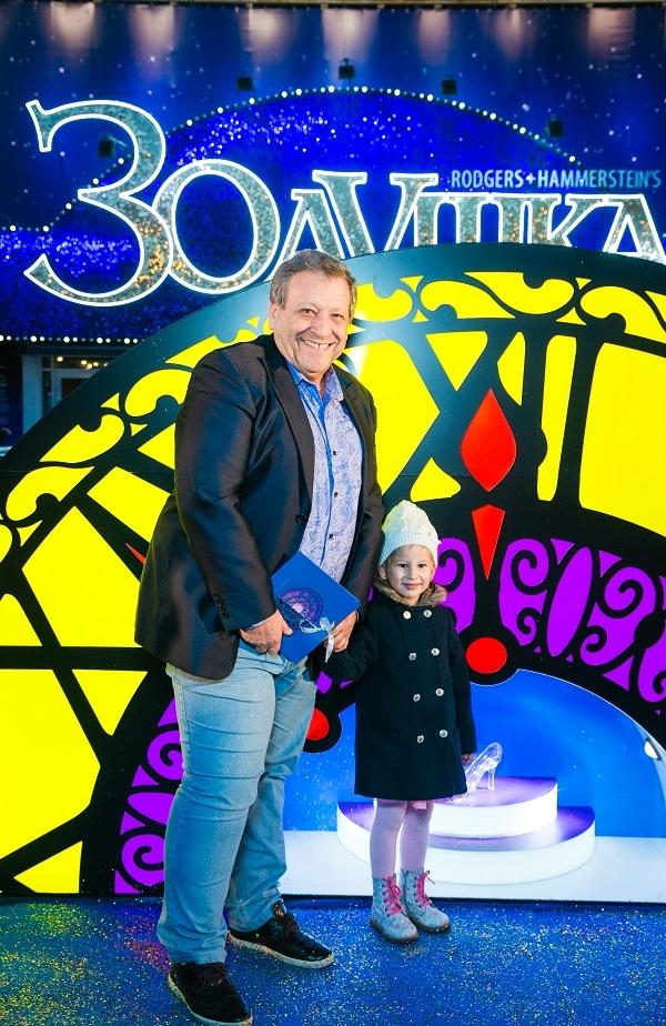 Борис Грачевский увиделся с младшей дочерью