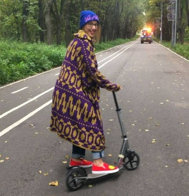 Ксения Собчак отправилась в роддом