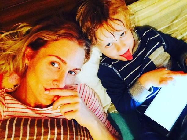 Беременная Катя Гордон боится, что отец ребенка еебросит