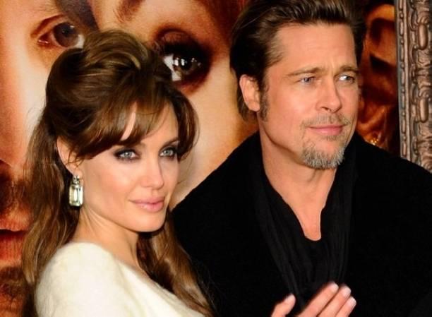 Дети отказались жить сАнджелиной Джоли