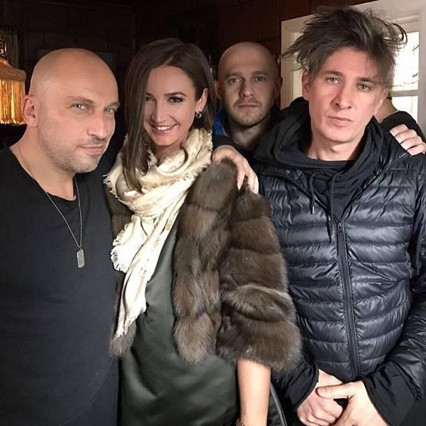 Ольгу Бузову заподозрили в интимной переписке с Дмитрием Нагиевым