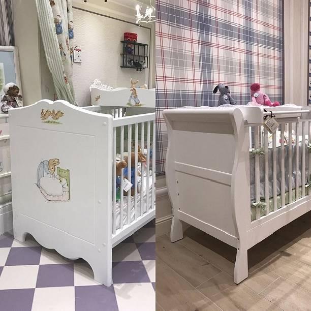 Ксения Бородина помогает Ксении Собчак выбирать детскую кровать