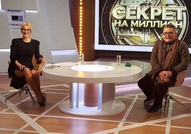 Александр Васильев показал дочку на программе «Секрет на миллион»