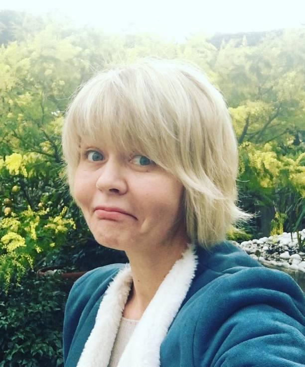 Юлия Меньшова превратила себя в старушку