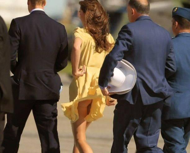 Образ Дня: Кейт Миддлтон вAlexander McQueen напремии BAFTA