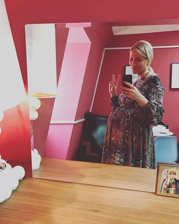 Катя Гордон родила 2-го сына в«прямом» эфире