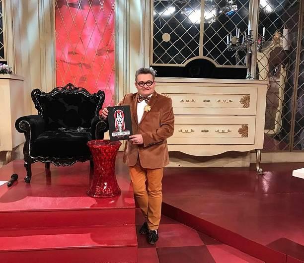 Александр Васильев поведал о своем уходе из шоу'Модный приговор