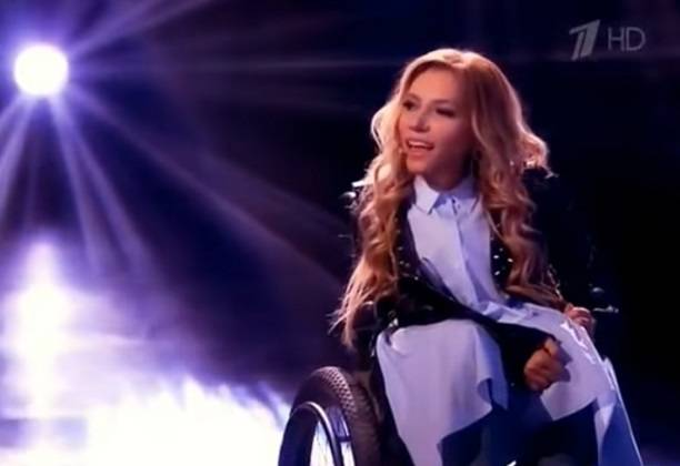 На конкурсе Евровидение Юлия Самойлова споет о луче света, мечтах и любви
