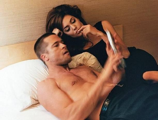 Любит мужские порно фото бреда питта