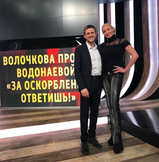 Анастасия Волочкова поставила наместо Алену Водонаеву