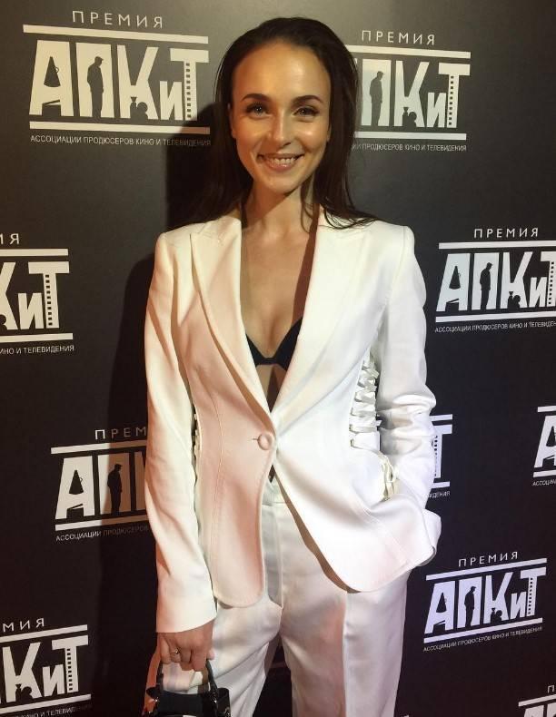 Голая Анастасия Снаткина
