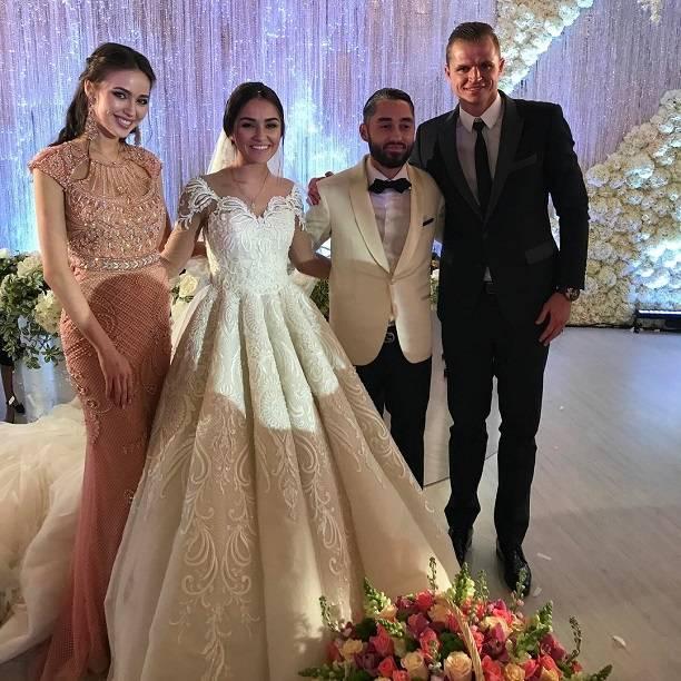 Дмитрий Тарасов не хочет свадьбы с Анастасией Костенко