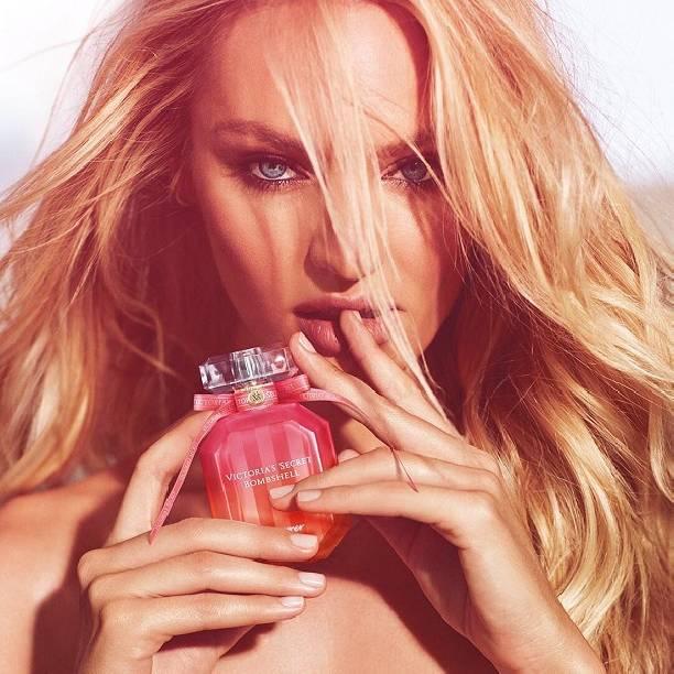 «Ангел» Victoria's Secret Кэндис Свейнпол снялась в откровенной фотосессии
