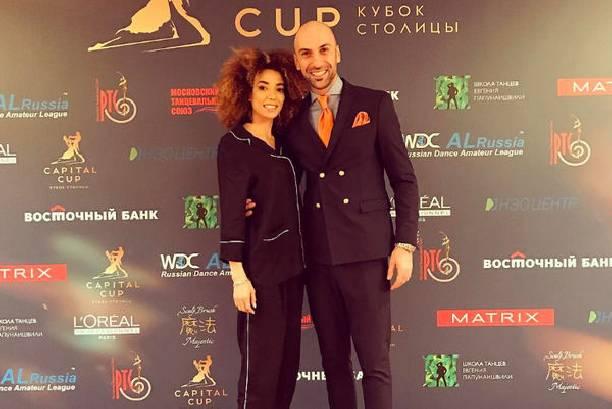 Известный хореограф Евгений Папунаишвили женится