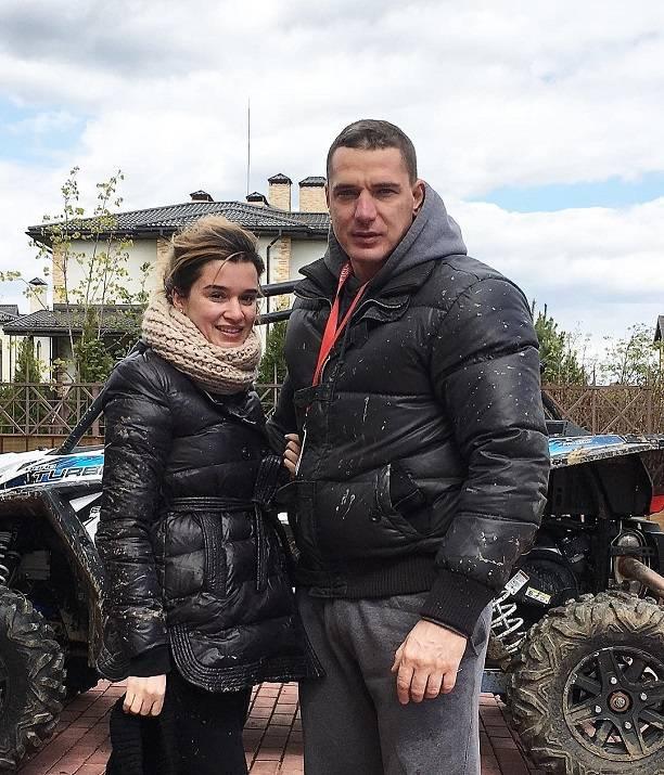 Курбан Омаров утопил подарок Ксении Бородиной