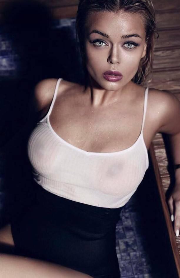 Голая певица Лоя эротические фото в журнале XXL  XLIMENET