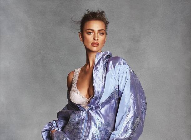 Ирина Шейк появилась вКаннах воткрытом одеяние ипроизвела эффект