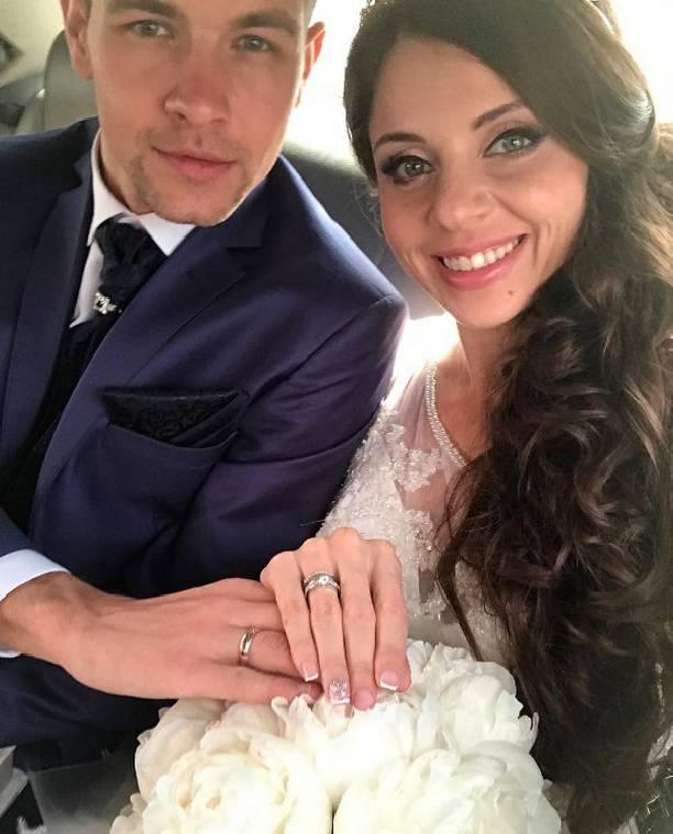 Свадьба оли рапунцель