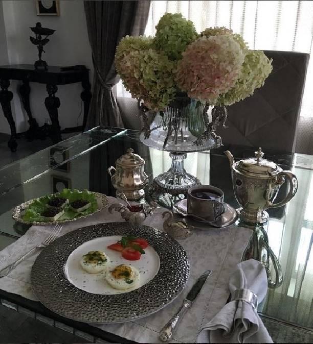 Пародия Максима Галкина наЯну Рудковскую стала хитом Инстаграм — Как завтракают аристократы