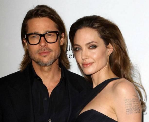 Анджелина Джоли иБрэд Питт начали чаще видеться