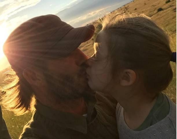 Дэвид Бекхэм поздравил Викторию сгодовщиной свадьбы нафоне слухов оразводе